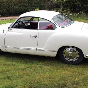 VW Karmann Ghia 1966 LHD